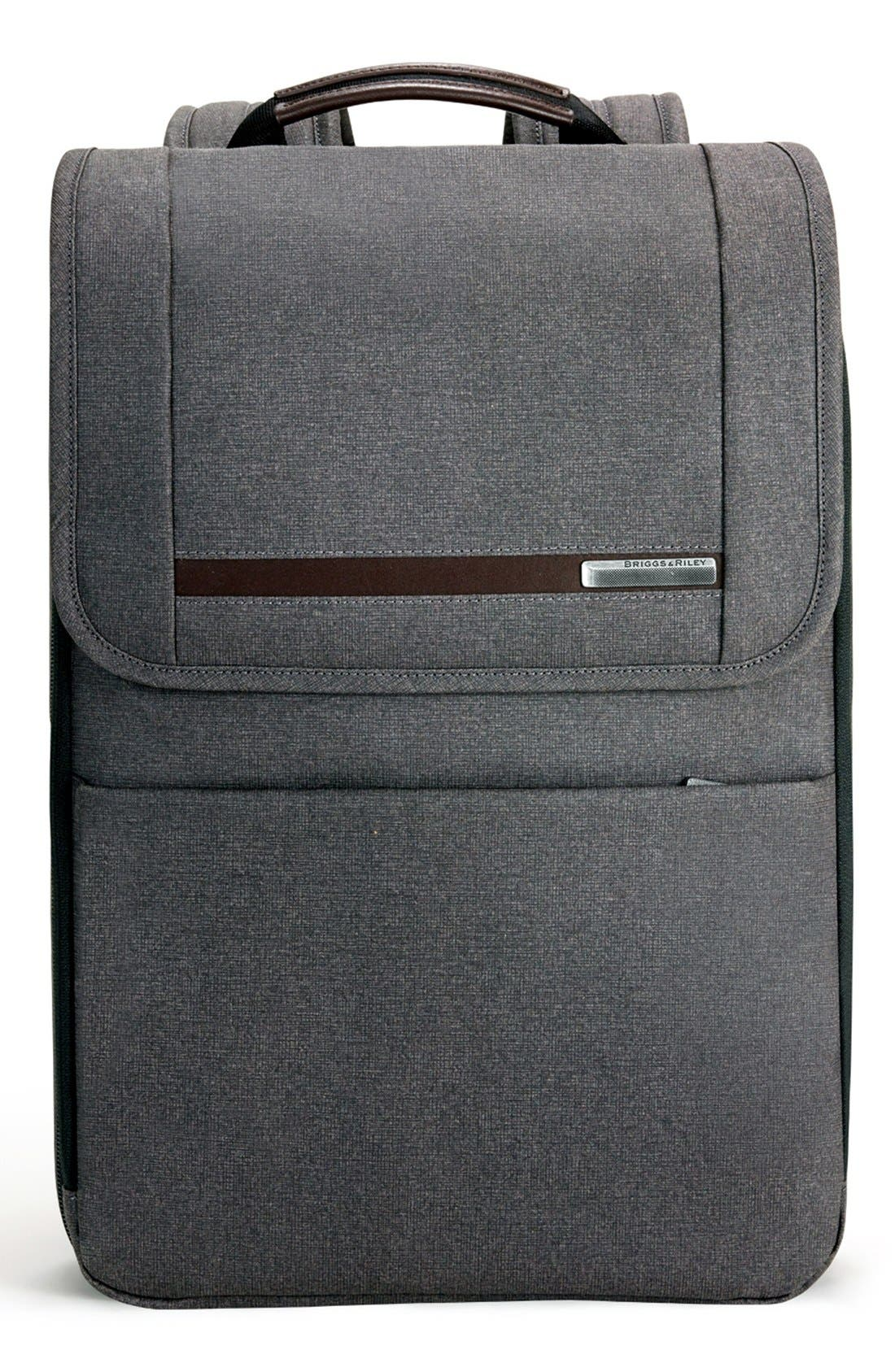 Alternate Image 1 Selected - Briggs & Riley 'Kinzie Street' Expandable Backpack