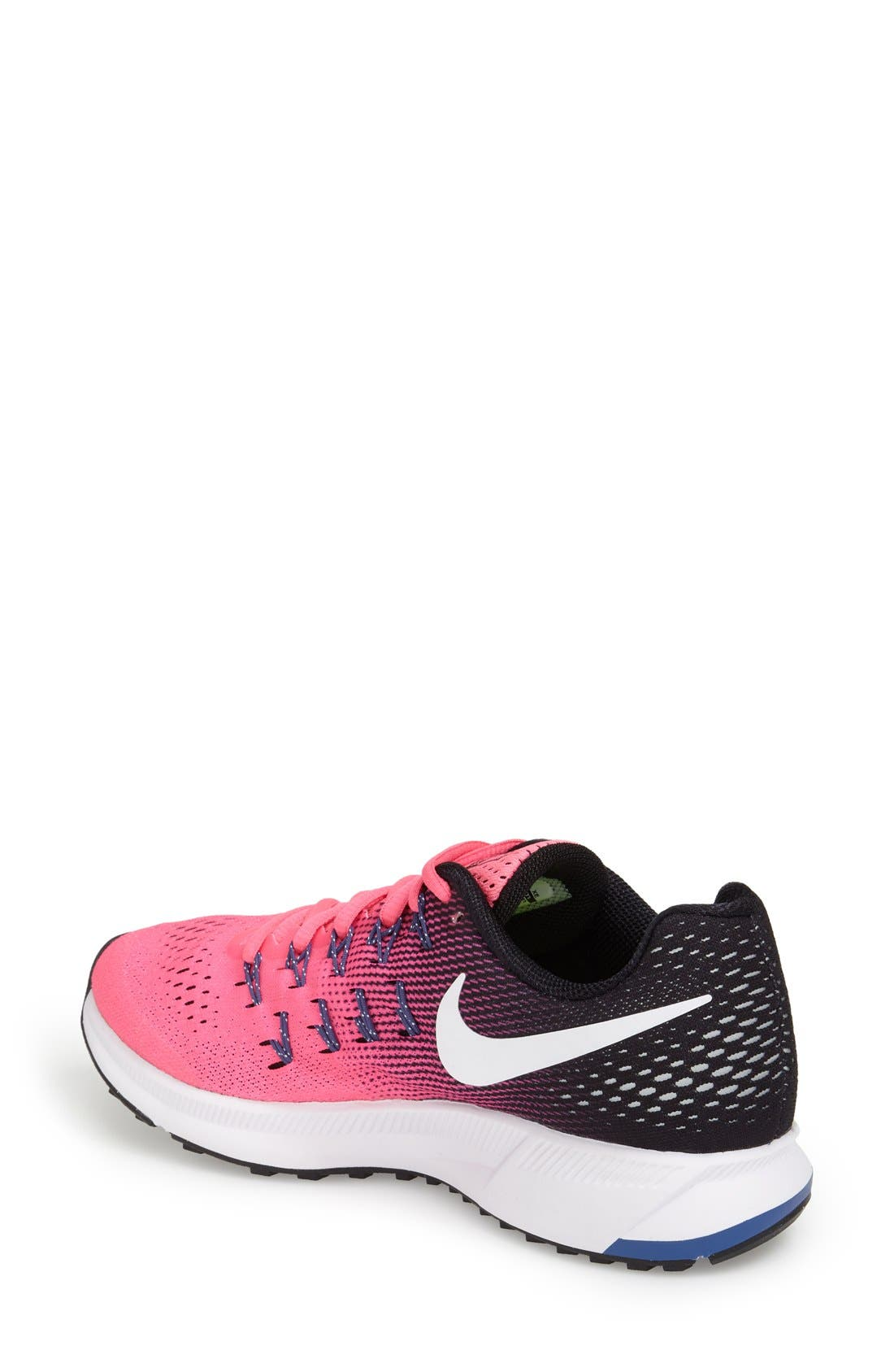 Alternate Image 2  - Nike Zoom Pegasus 33 Sneaker (Women)
