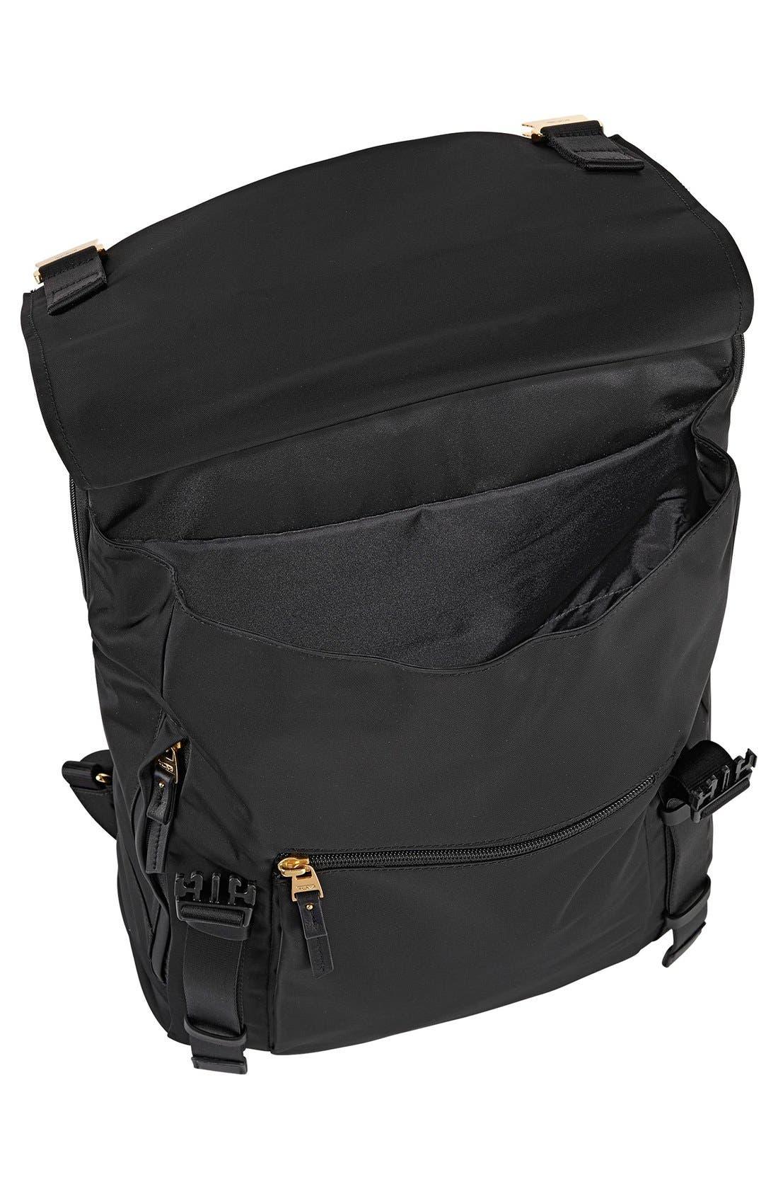 Alternate Image 5  - Tumi 'Voyageur - Sacha' Flap Backpack