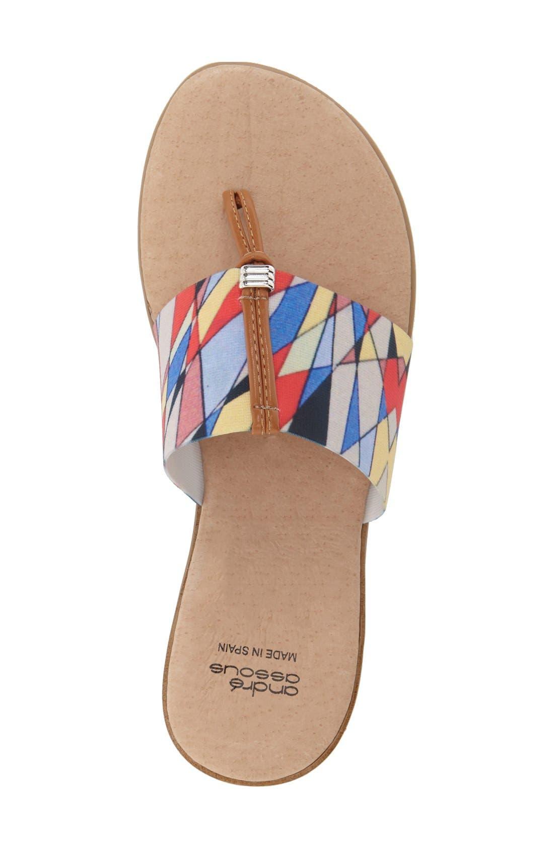 Alternate Image 3  - André Assous 'Nice' Sandal (Women)