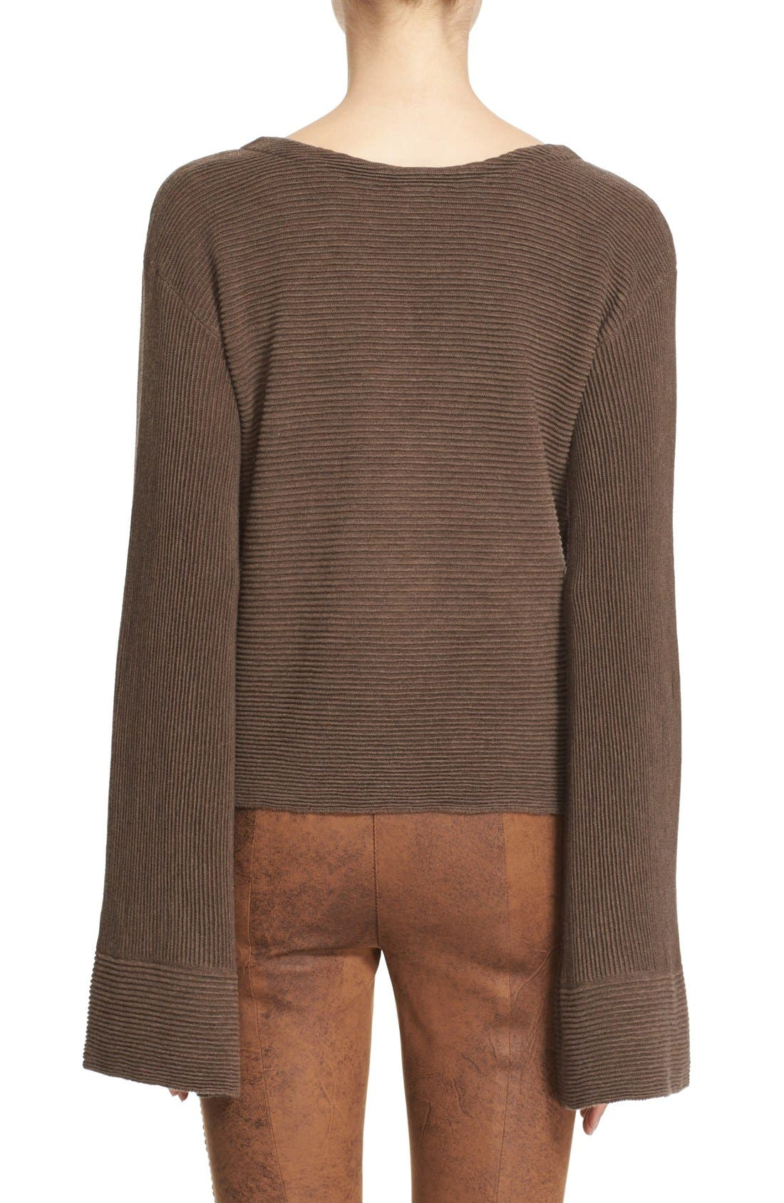 Alternate Image 3  - Free People 'Starman' Rib Knit Pullover