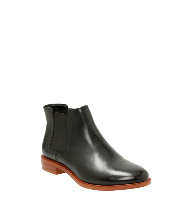 clarks chelsea boots womens
