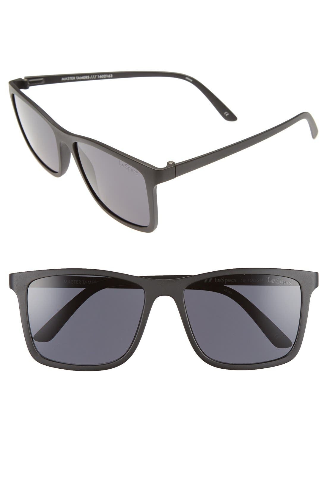 Le Specs 'Master Tamers' 56mm Sunglasses