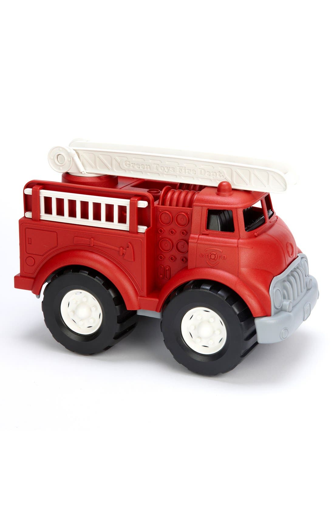 Fire Truck Toy,                         Main,                         color, Misc