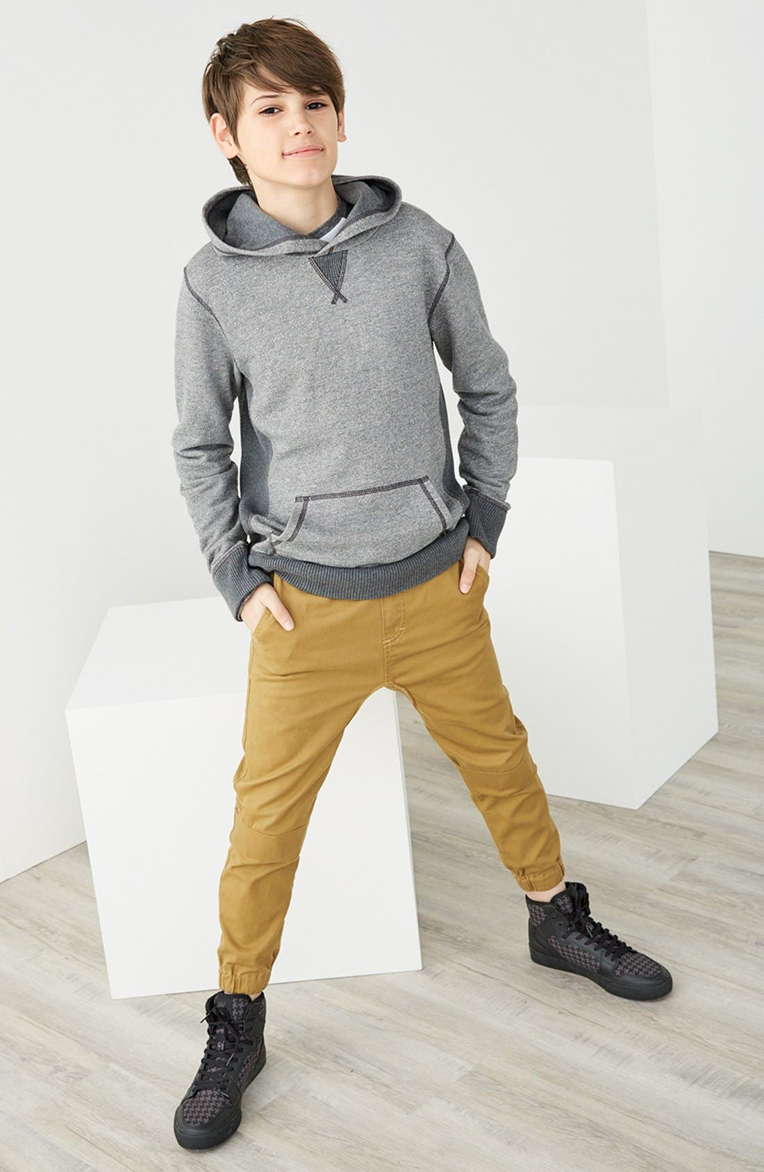 Tucker + Tate Hoodie, Jogger Pants & Accessories