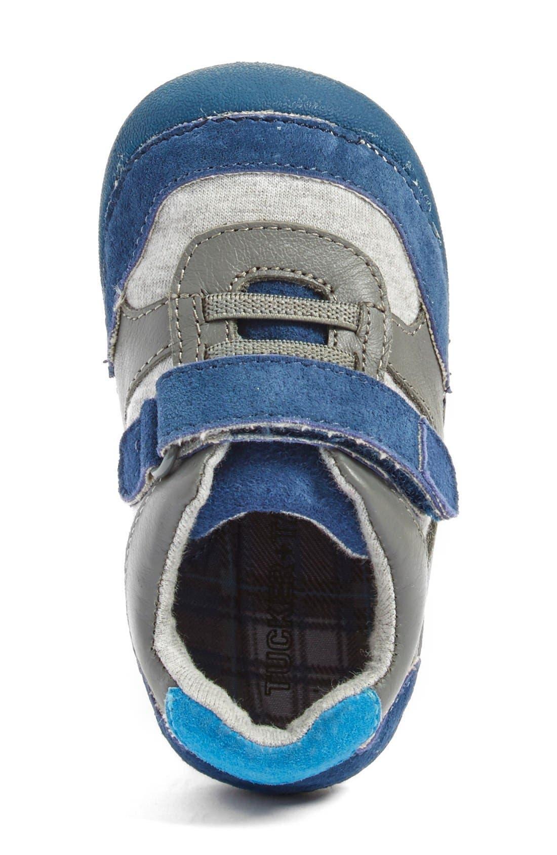 Alternate Image 3  - Tucker + Tate 'Quinn' Sneaker (Baby & Walker)