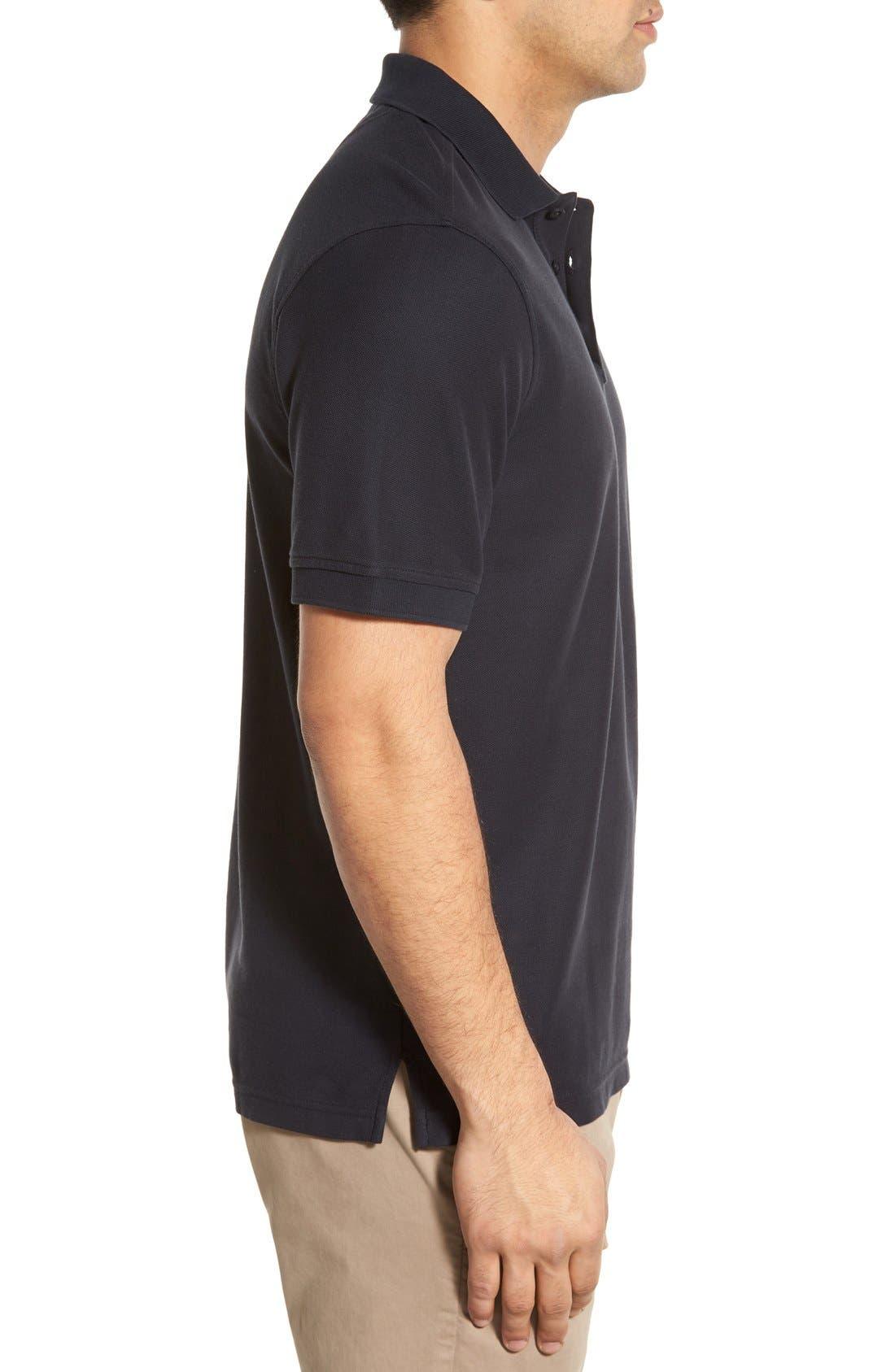 Alternate Image 3  - Nordstrom Men's Shop Classic Regular Fit Piqué Polo