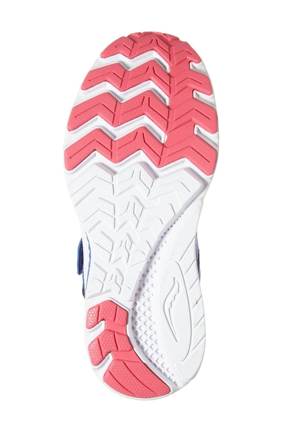 Alternate Image 4  - Saucony 'Zealot 2 AC' Sneaker (Toddler & Little Kid)