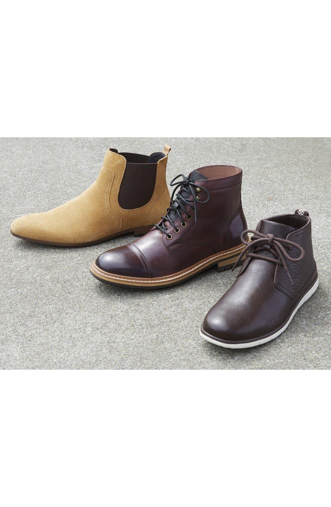Alternate Image 10  - The Rail Brysen Chelsea Boot (Men)