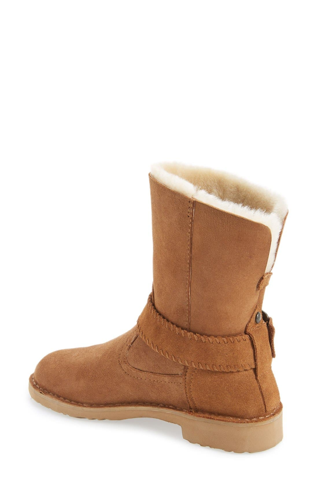 Alternate Image 2  - UGG® Cedric Water Resistant Boot (Women)