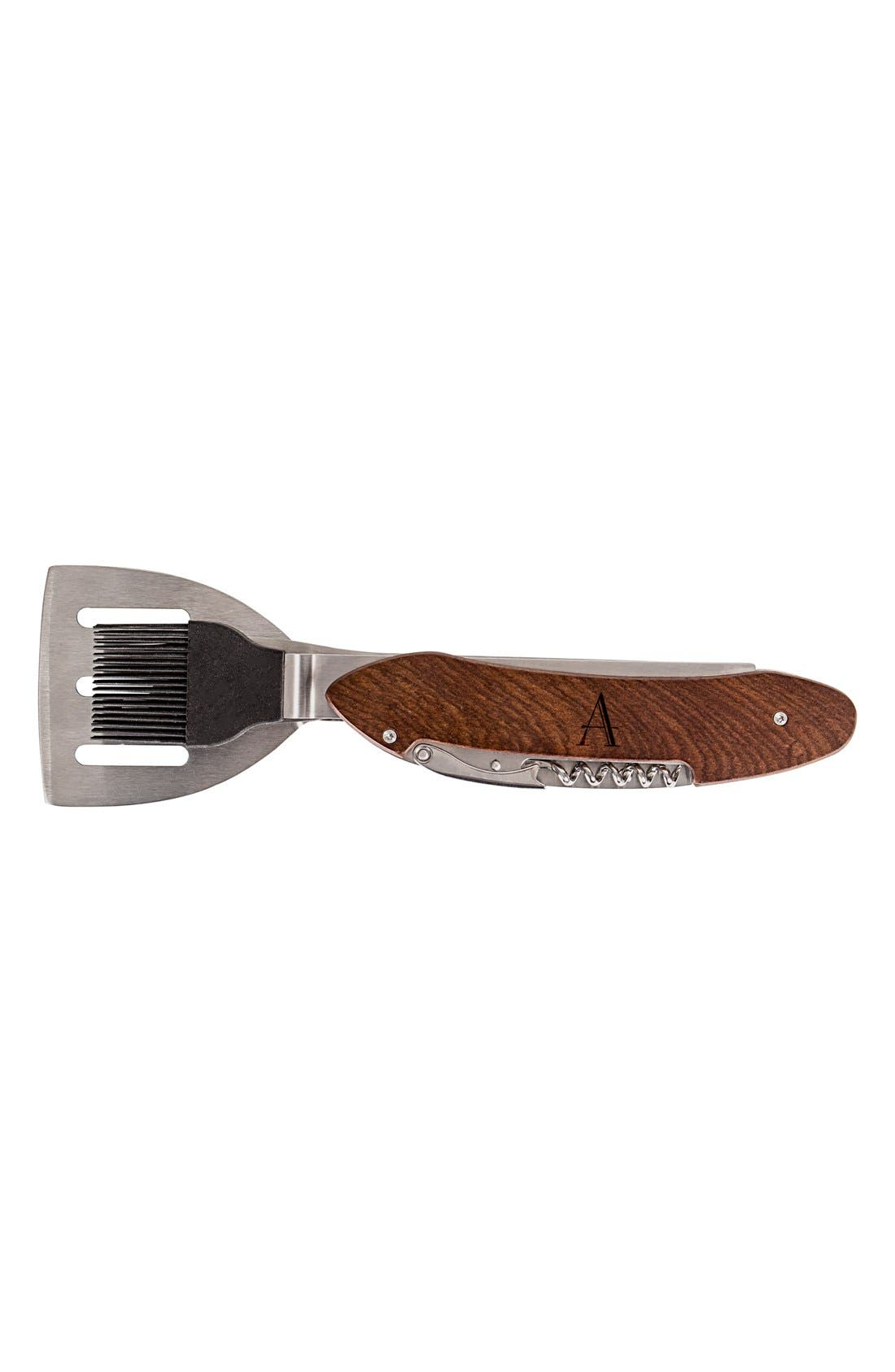 Cathy's Concepts Monogram 5-in-1 Grill Tool