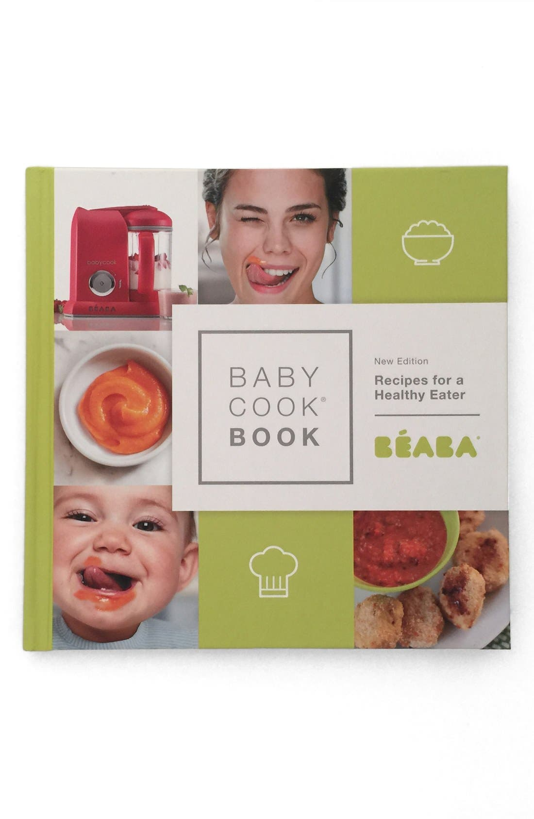 'Babycook® Book: Recipes For a Healthy Eater - New Edition' Recipe Book