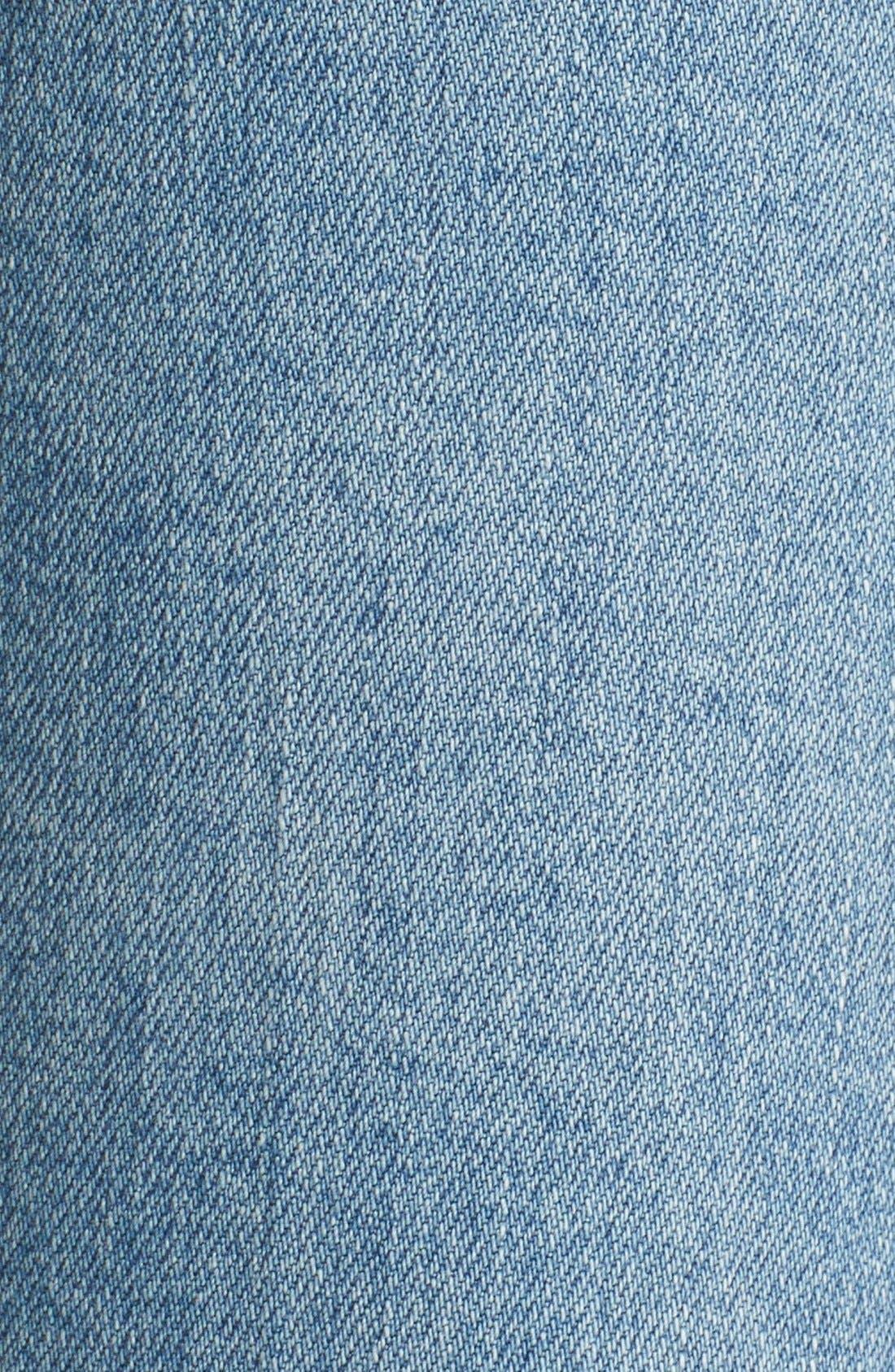 Alternate Image 5  - Stella McCartney Ankle Grazer Skinny Jeans