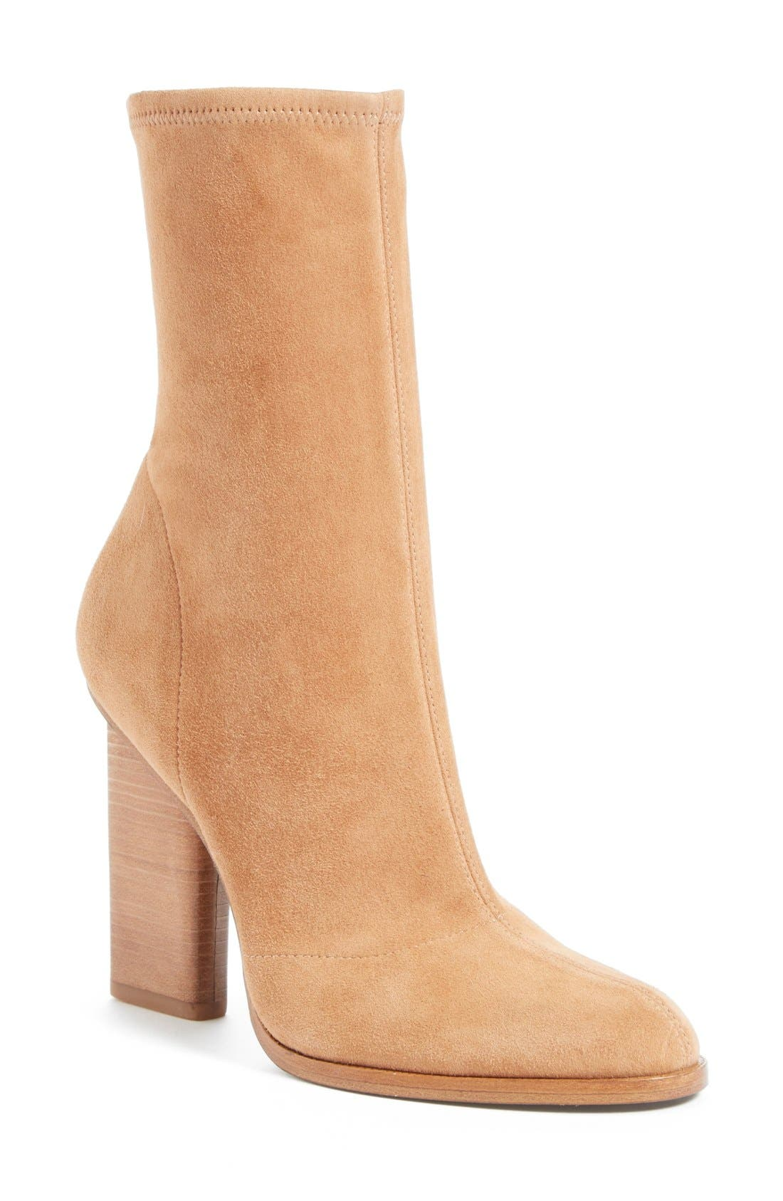 Alternate Image 1 Selected - Alexander Wang 'Gia' Stretch Boot (Women)