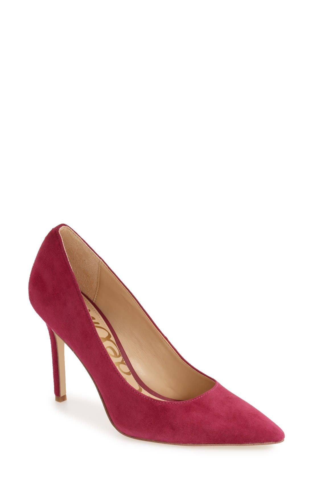 Sam Edelman Hazel Pointy Toe Pump (Women)