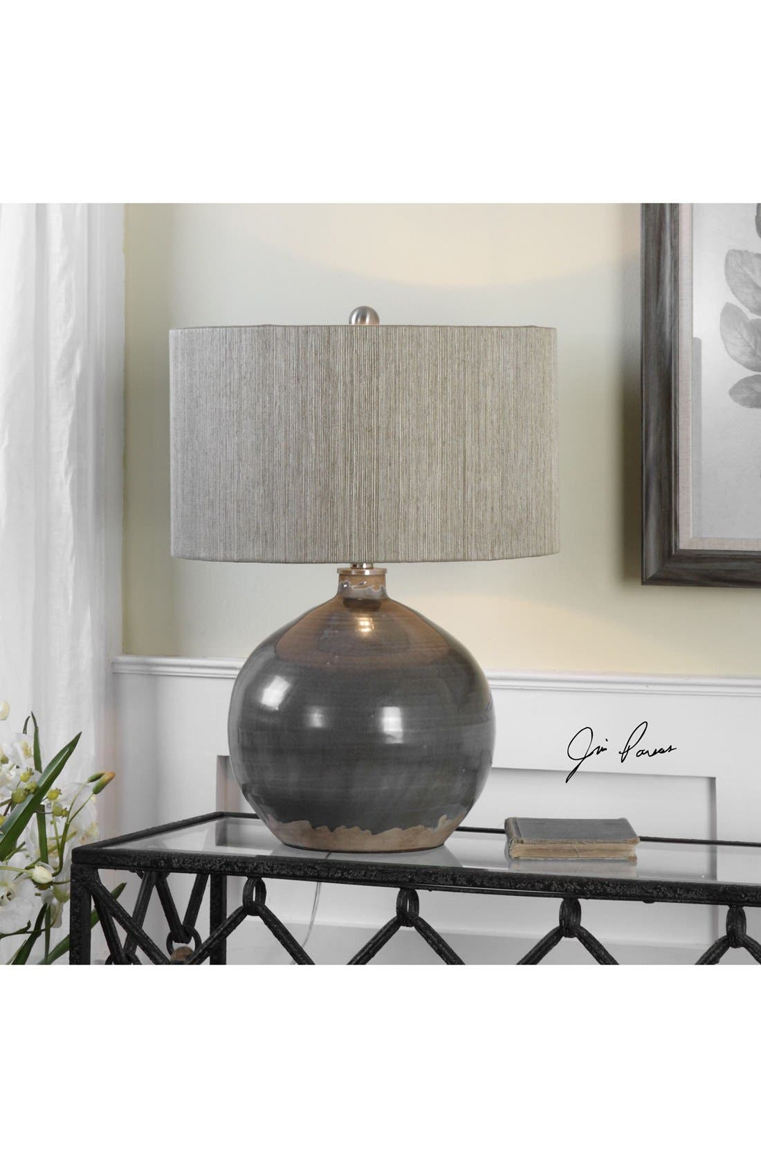 Alternate Image 2  - Uttermost Ceramic Table Lamp