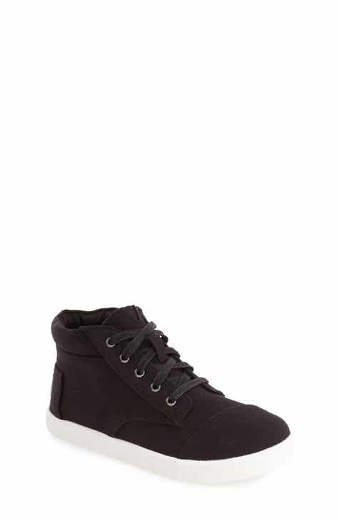 TOMS  Paseo  High Top Sneaker (Toddler 04635c3df4be