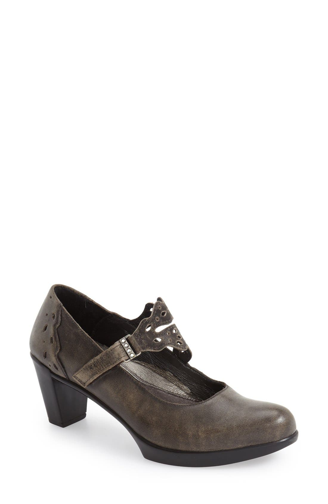 Naot 'Amato' Mary Jane Pump (Women)