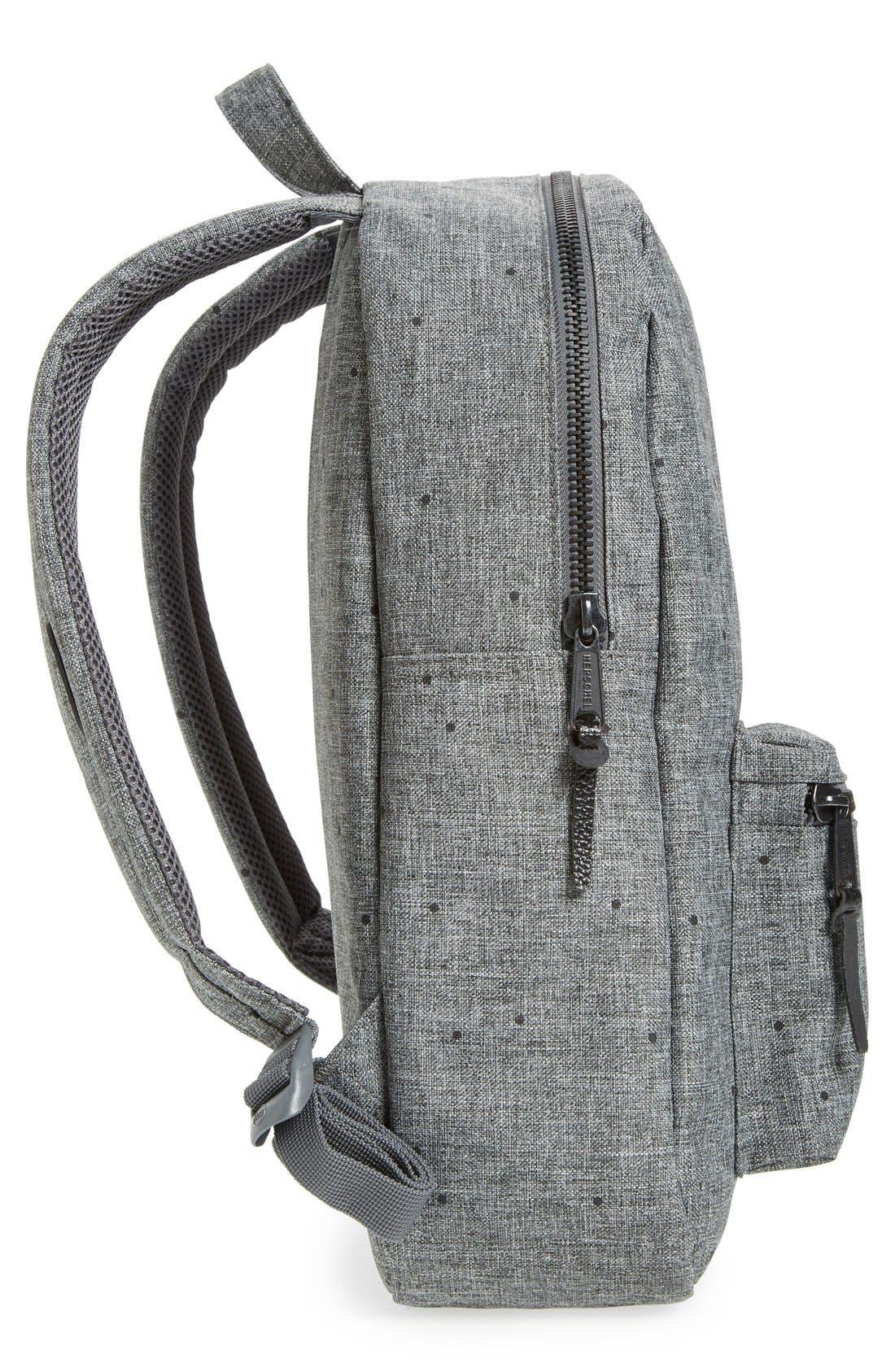 'Settlement - Mid-Volume Raven' Backpack,                             Alternate thumbnail 3, color,                             Sctr Raven