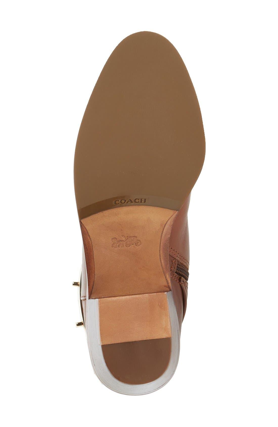 Alternate Image 4  - COACH 'Caroline' Tall Boot (Women)