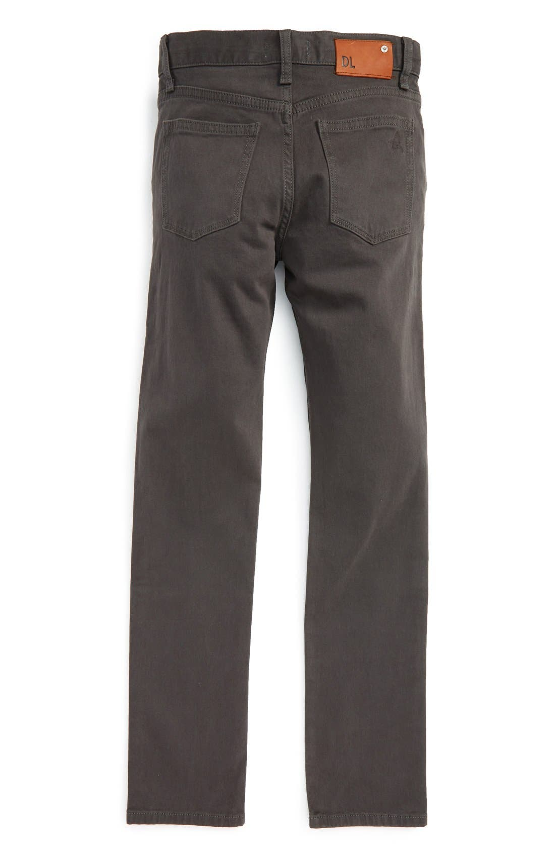 Alternate Image 2  - DL1961 'Hawke' Skinny Jeans (Big Boys)