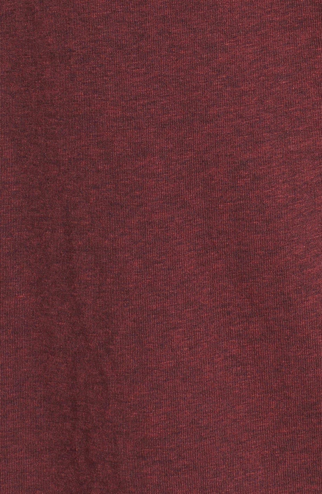 Alternate Image 5  - Daniel Buchler Recycled Cotton Blend T-Shirt
