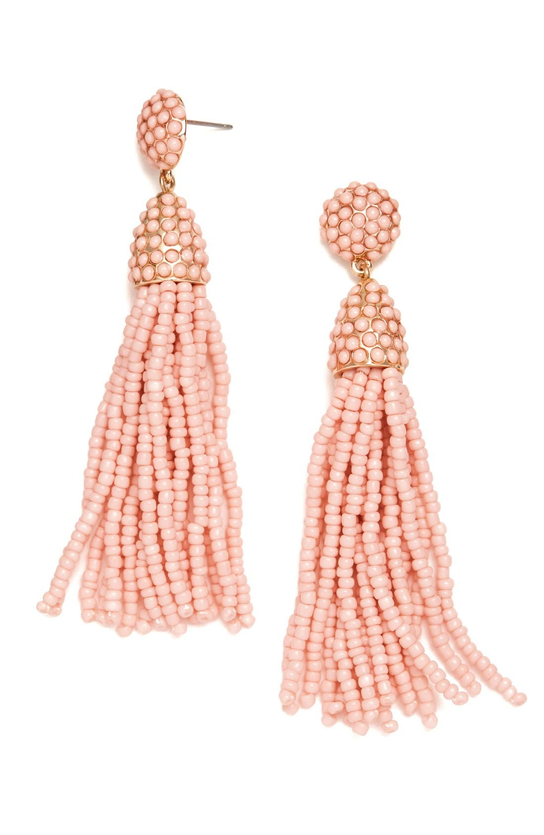 Main Image - BaubleBar 'Piñata' Tassel Earrings