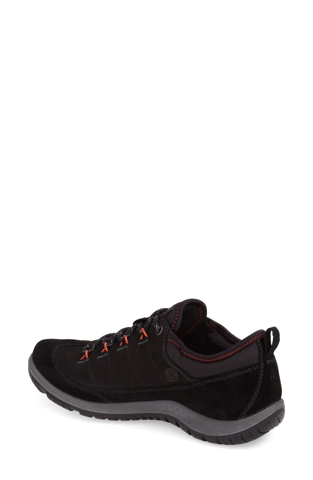 Alternate Image 2  - ECCO 'Aspina GTX' Waterproof Sneaker (Women)