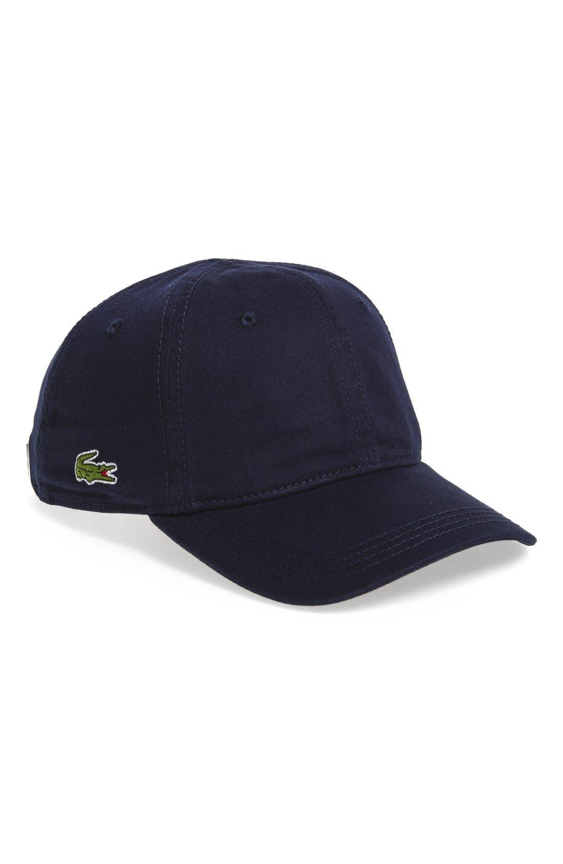 Main Image - Lacoste 'Classic' Cap