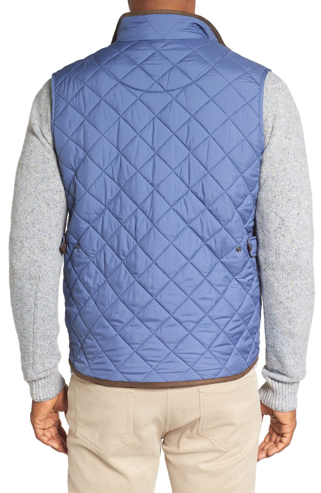 Alternate Image 2  - Peter Millar 'Hudson' Lightweight Quilted Vest