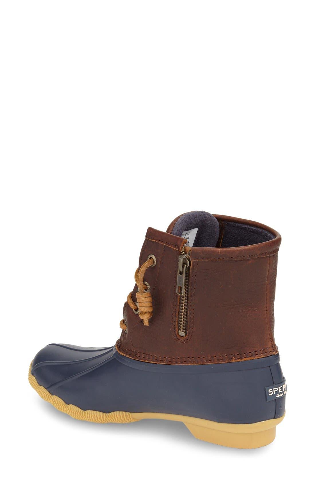 Alternate Image 2  - Sperry Saltwater Thinsulate™ Waterproof Rain Boot (Women)