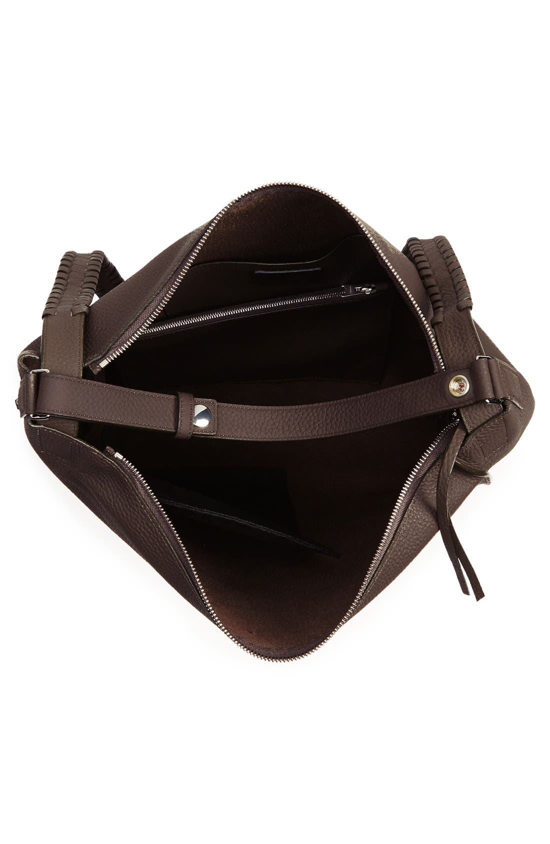 Alternate Image 4  - ALLSAINTS Kita Convertible Leather Backpack