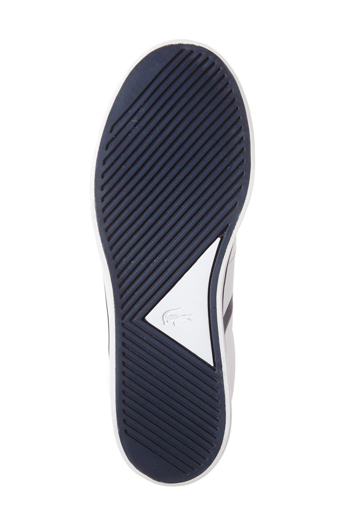 Alternate Image 4  - Lacoste 'Fairland' Sneaker (Women)