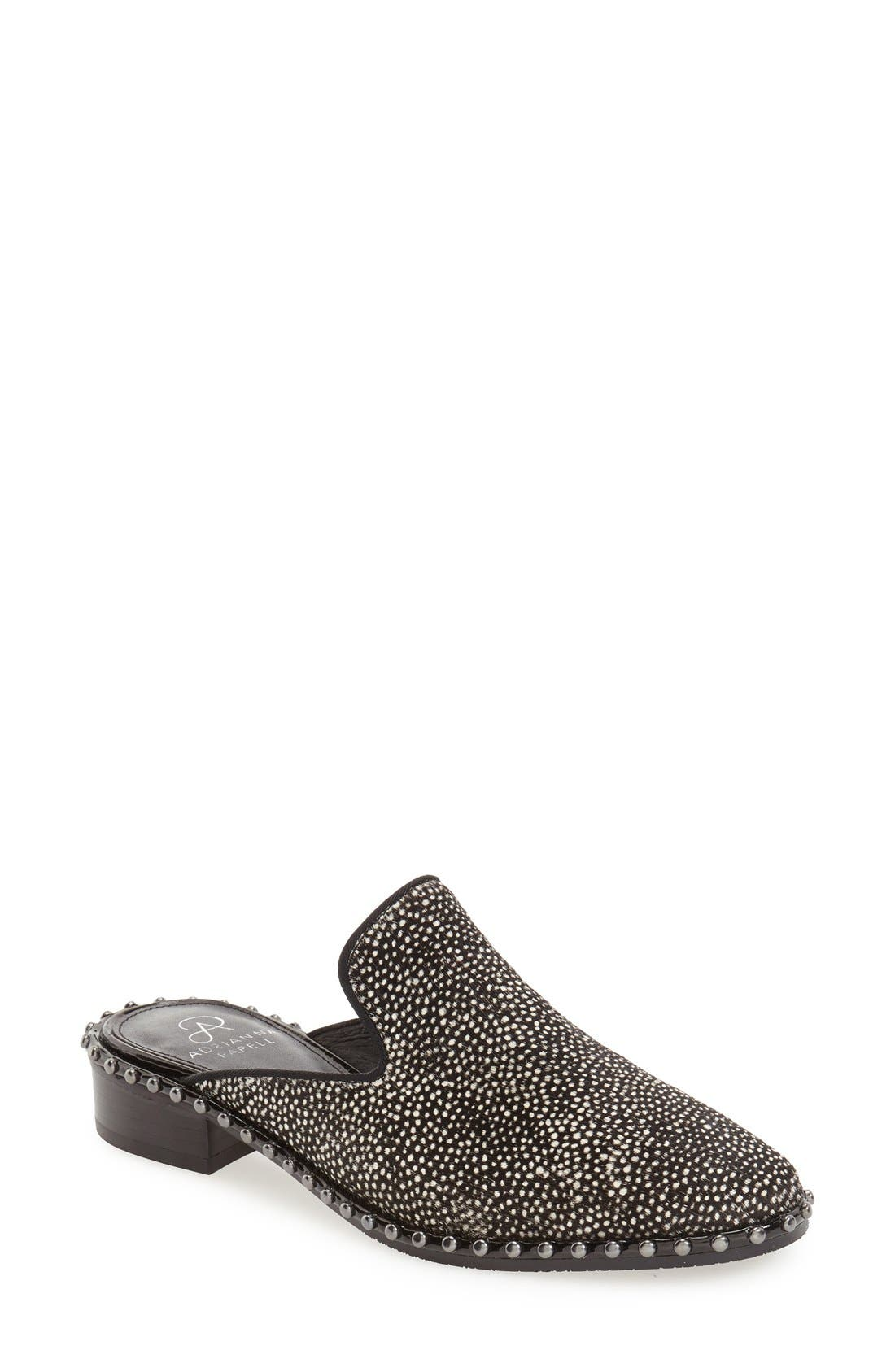 Alternate Image 1 Selected - Adrianna Papell 'Pam' Studded Mule (Women)