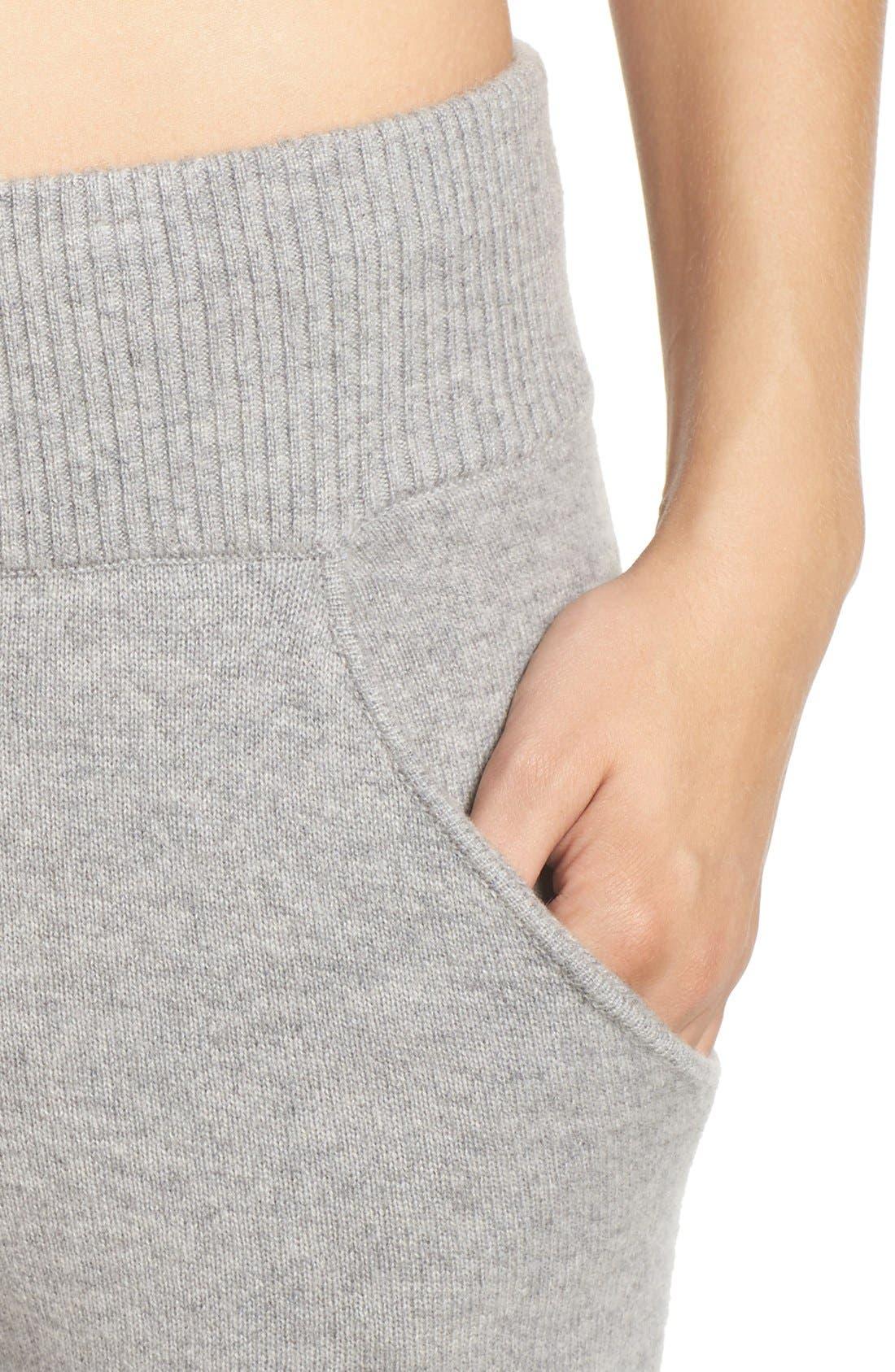Alternate Image 5  - UGG® 'Helen' Cashmere Jogger Pants