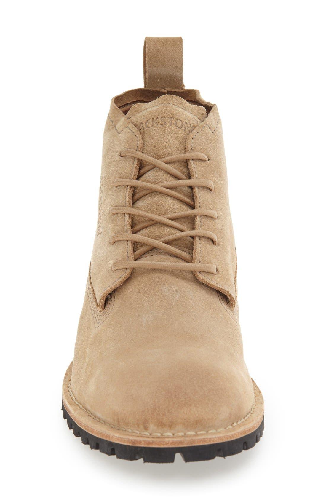 Alternate Image 3  - Blackstone 'KM07' Plain Toe Boot (Men)