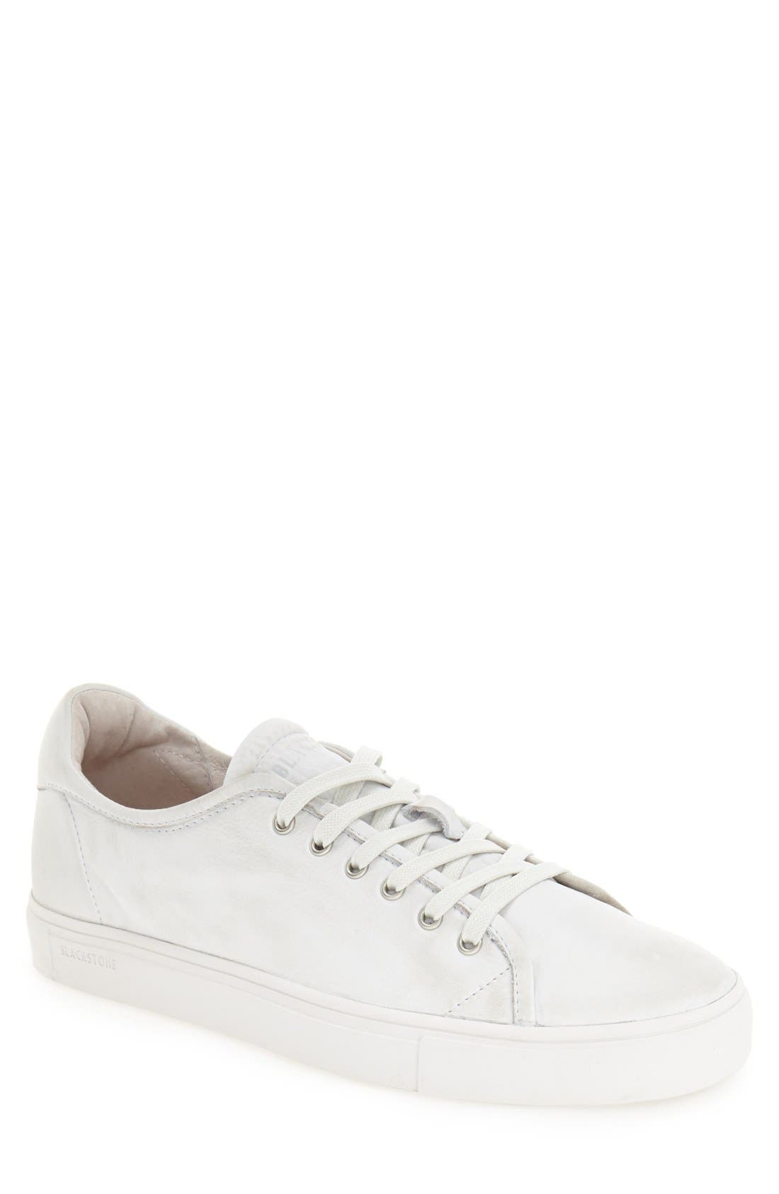 Blacktone 'LM24' Sneaker,                             Main thumbnail 1, color,                             White