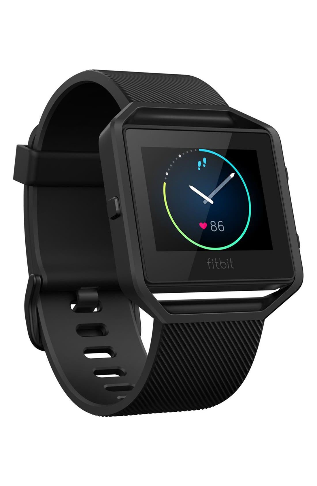 Alternate Image 1 Selected - Fitbit Blaze Smart Fitness Watch (Special Edition)