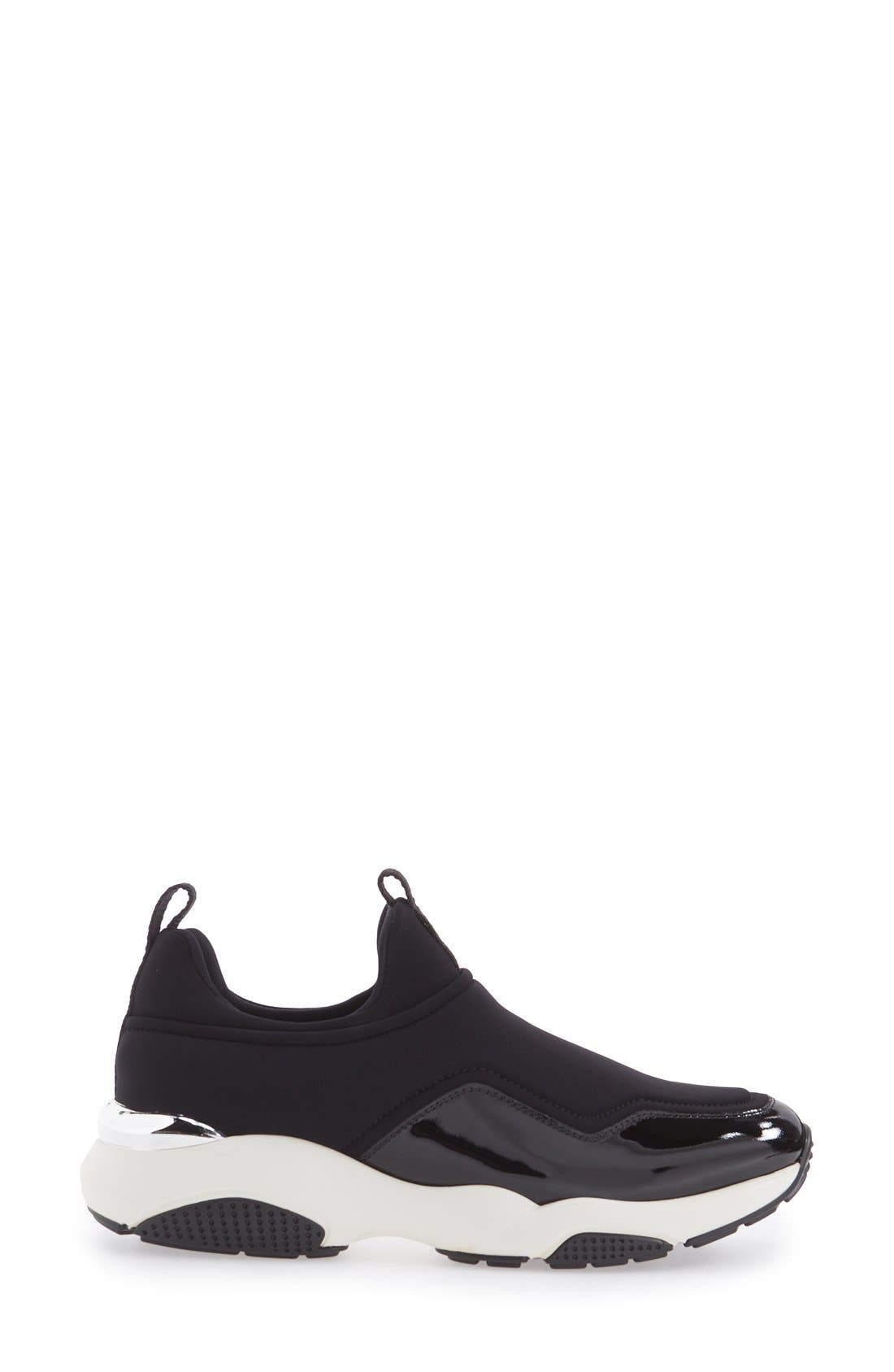 Alternate Image 4  - Salvatore Ferragamo Skate Sneaker (Women)