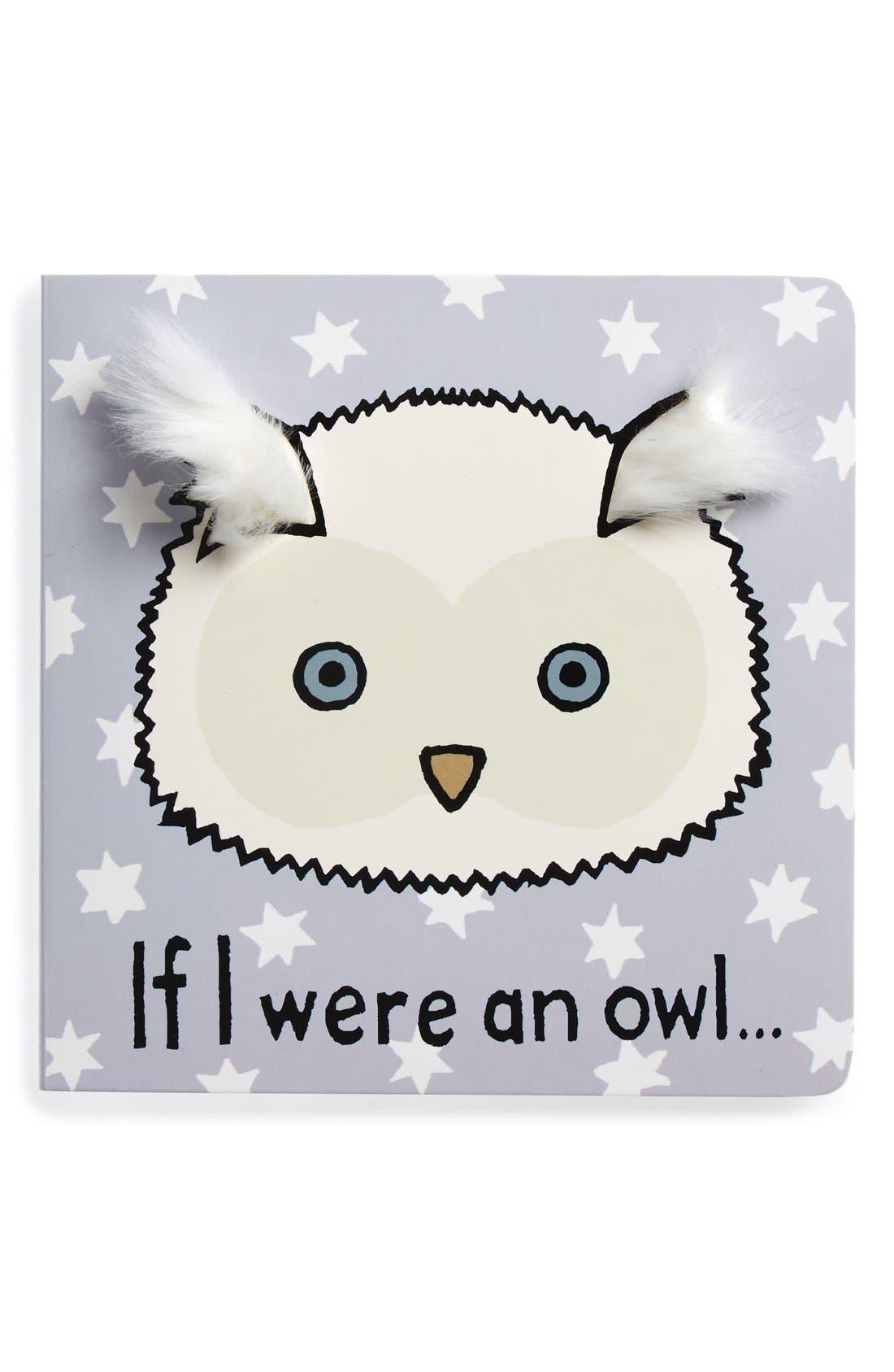 Main Image - 'If I Were an Owl' Board Book