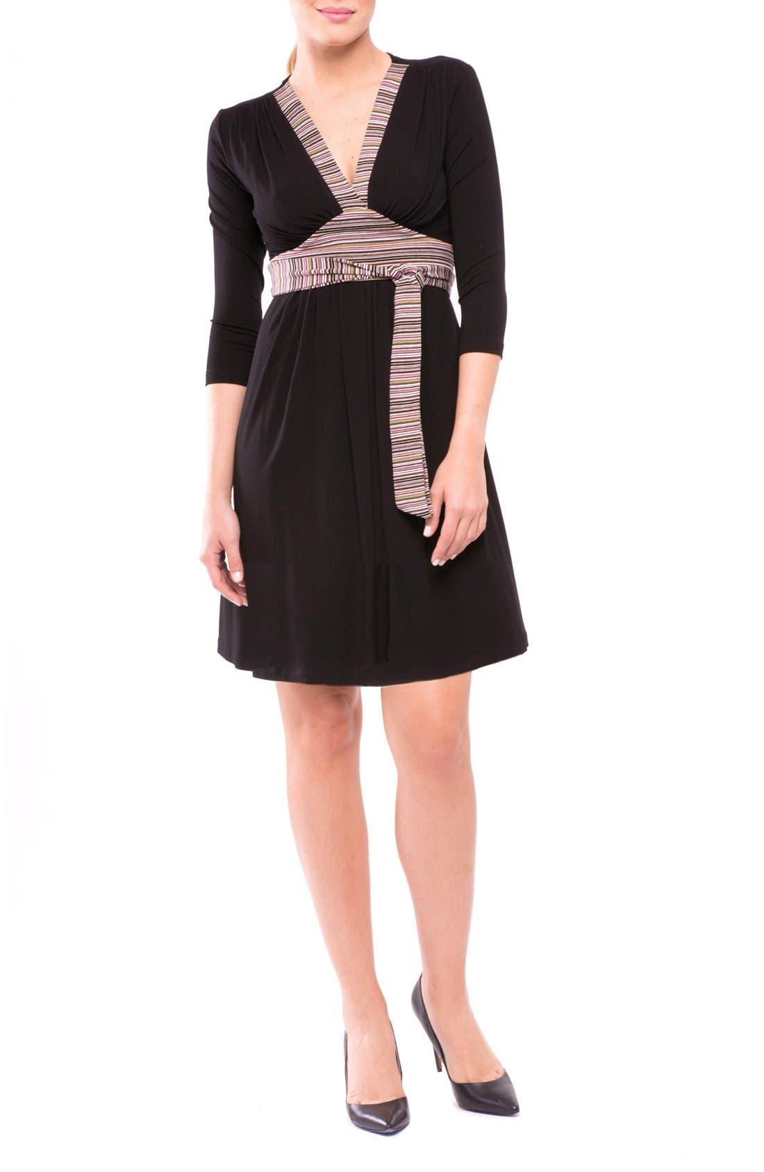 Olian Audrey Maternity/Nursing Dress