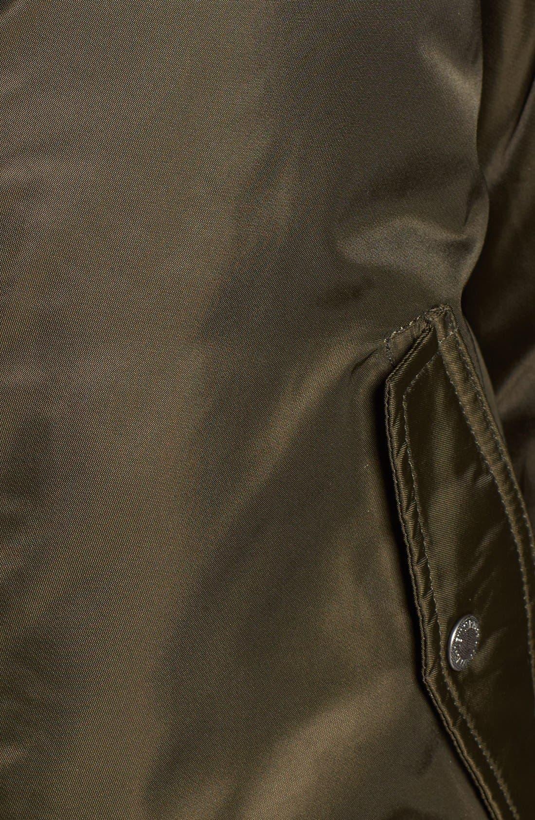 Alternate Image 5  - Levi's® MA-1 Bomber Jacket