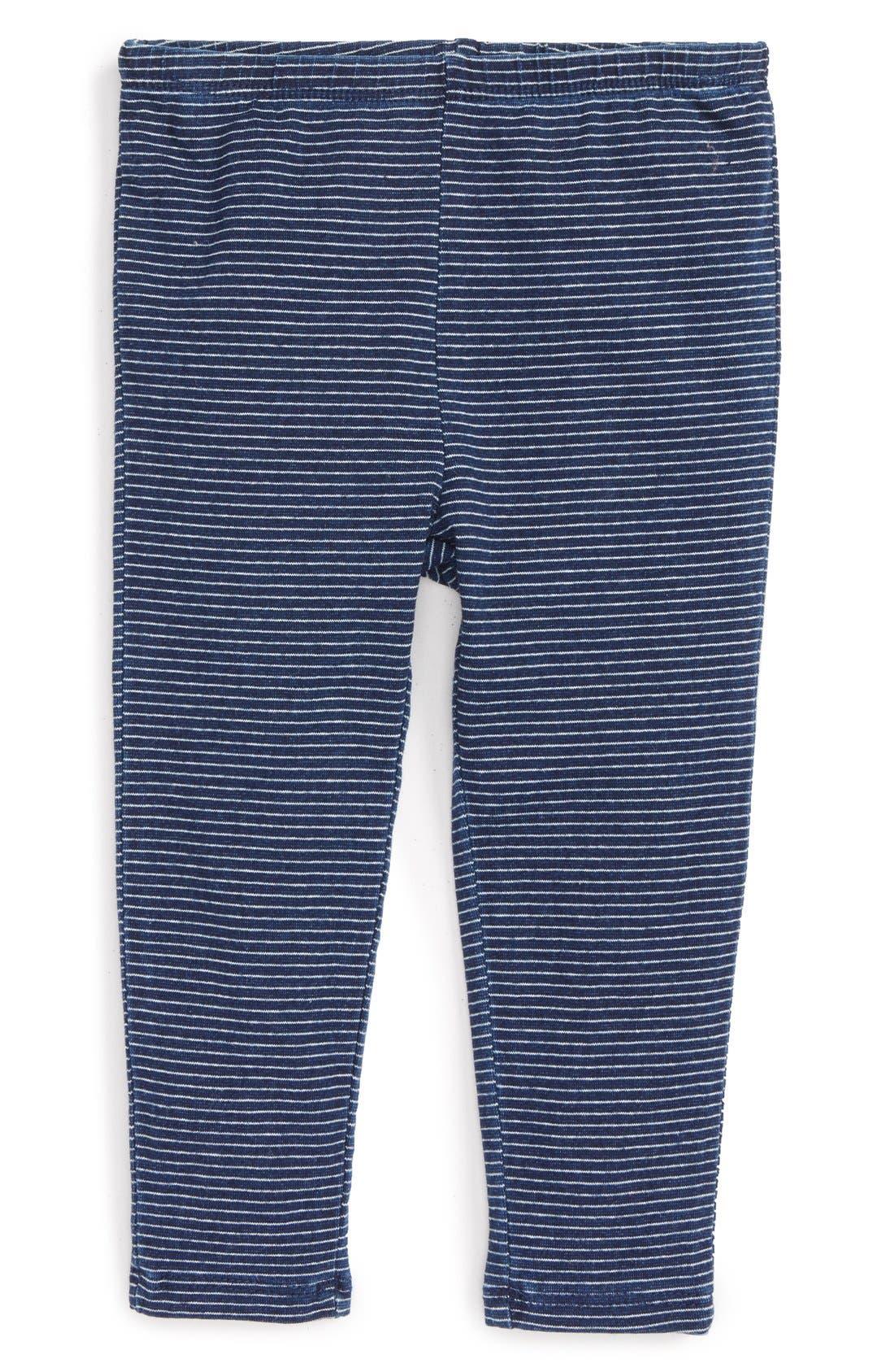 Splendid Stripe Leggings (Baby Girls)