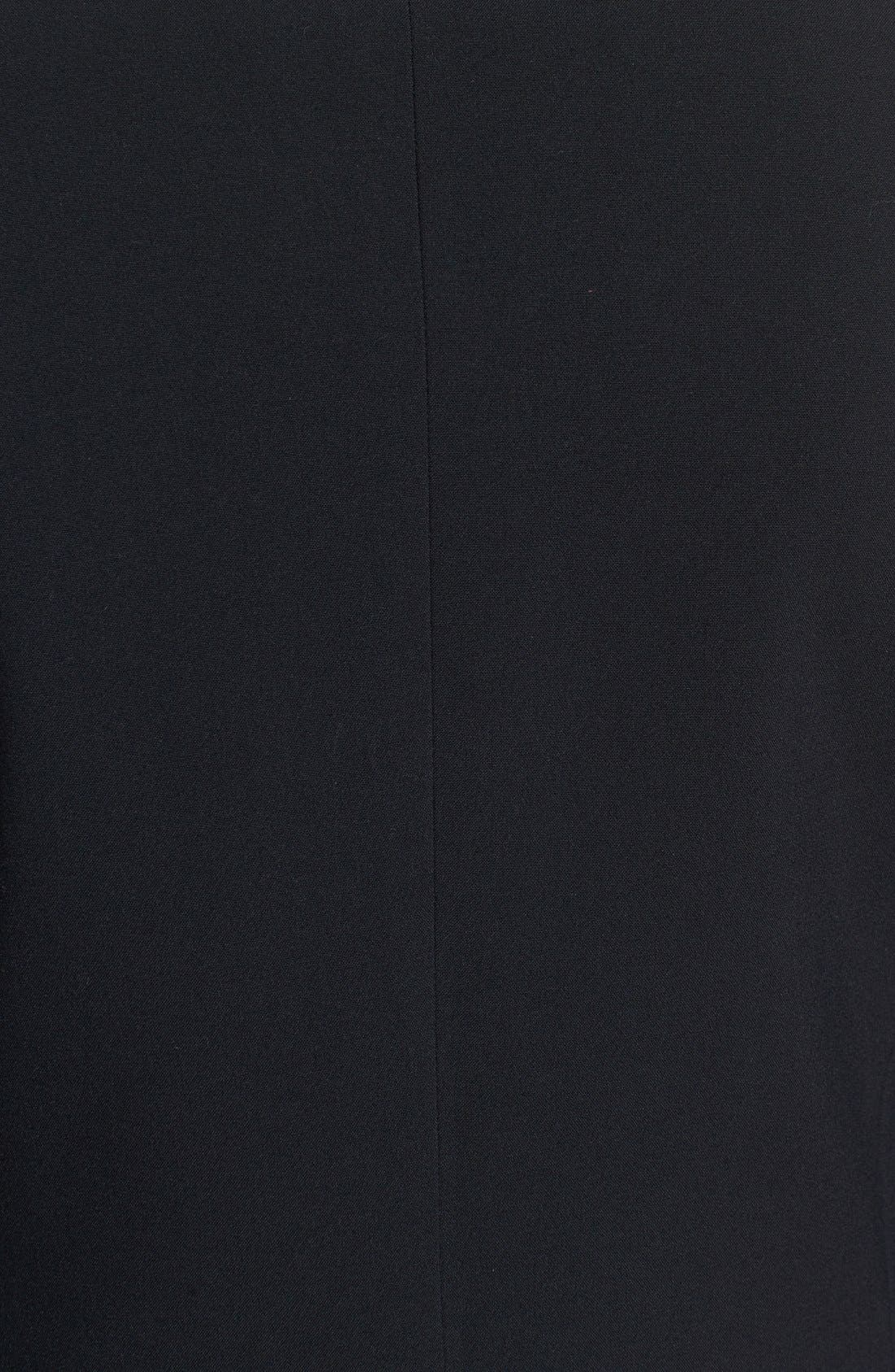 Alternate Image 6  - Anne Klein Long Boyfriend Suit Jacket