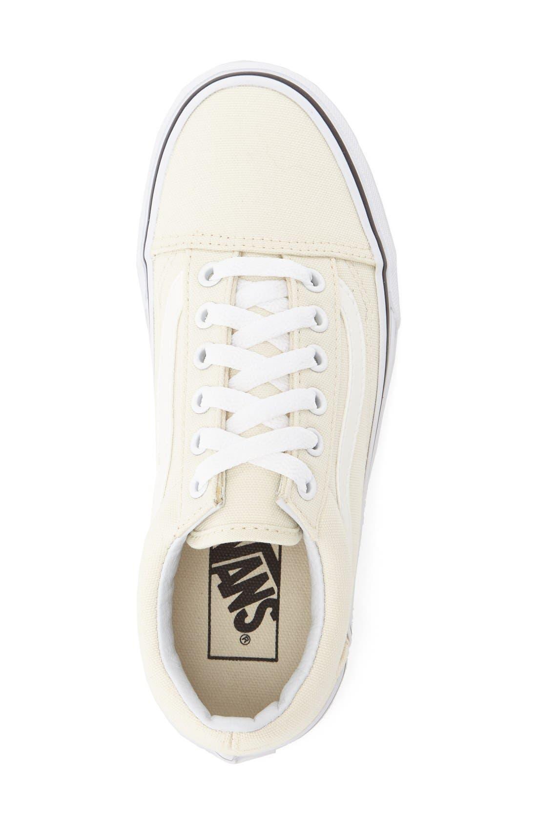 Alternate Image 3  - Vans 'Old Skool' Sneaker (Women)