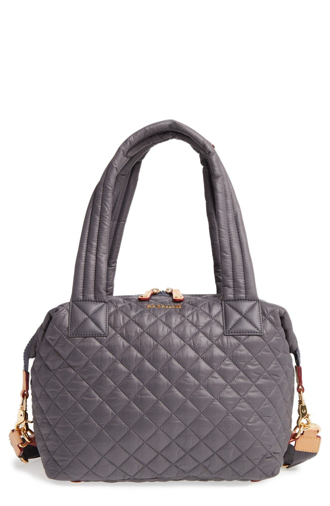 MZ Wallace Medium Sutton Shoulder Tote