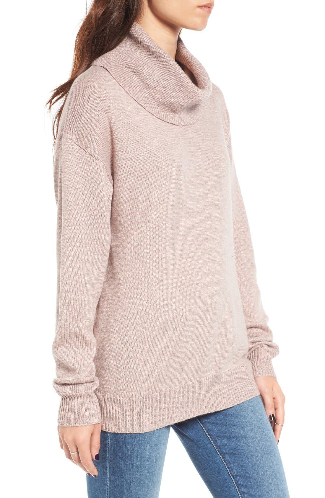 Alternate Image 3  - BP. Turtleneck Sweater