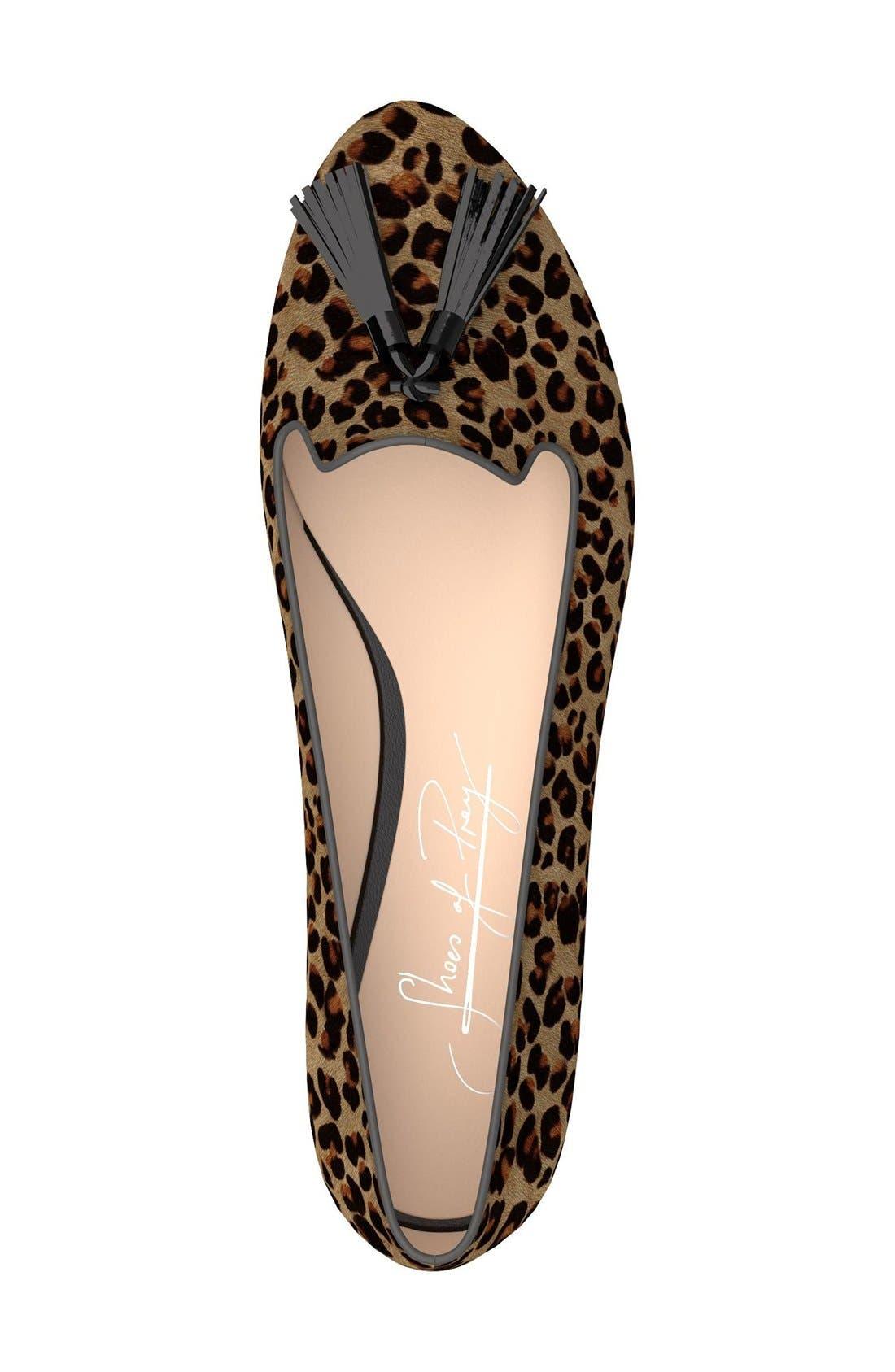 Alternate Image 3  - Shoes of Prey Smoking Slipper (Women)