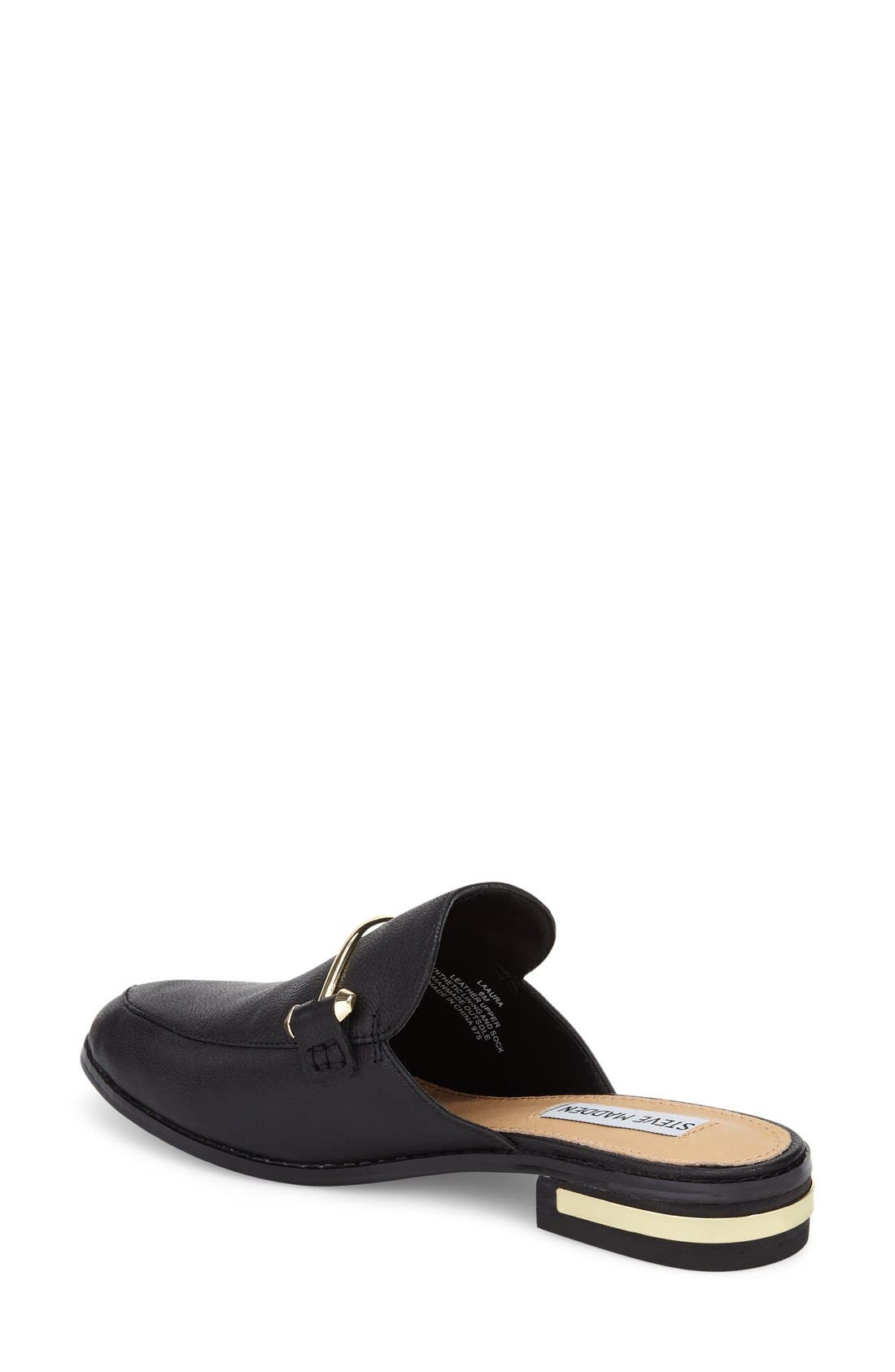 Alternate Image 2  - Steve Madden Laaura Backless Loafer (Women)