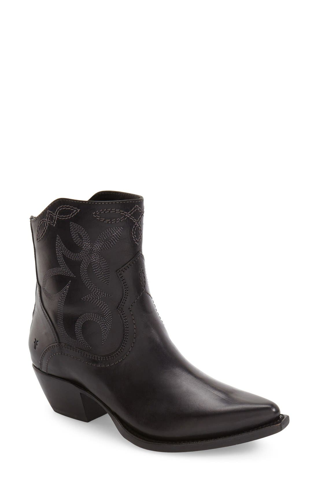 Alternate Image 1 Selected - Frye Shane Western Boot (Women)